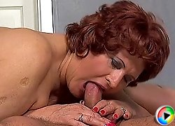 Housewife with huge ass is nailed in all positions